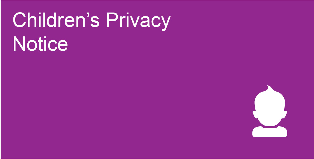 Children's Privacy Notice