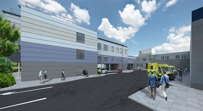New emergency assessment unit for NGH