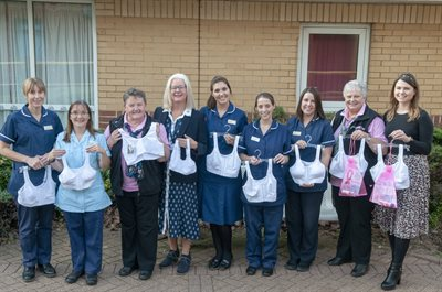 NGH Bra Donation