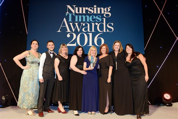 nursing-times-award