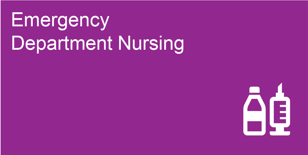 More Extra landing pages v2 emergency department nursing