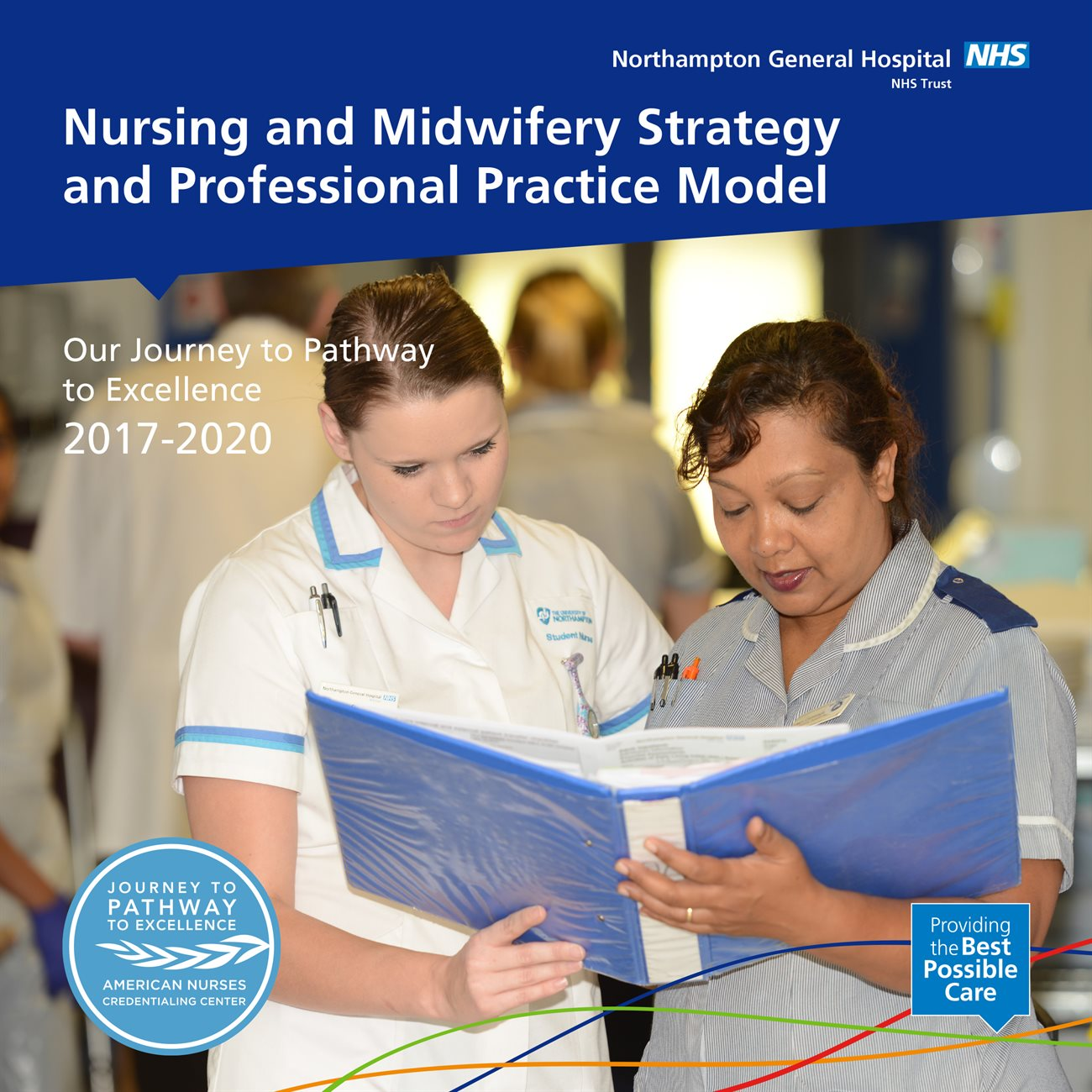 Nursing and Midwifery Strategy 2017 -2020 booklet v12 -1